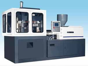 WIB-50 Automatic Injection Blow Molding Machine