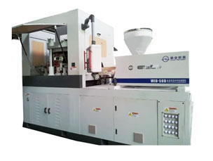 WIB-50D Automatic Injection Blow Molding Machine