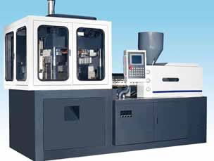 WIB-52PC Automatic Injection Blow Molding Machine